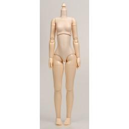 Девушка Обитсу 24 см, грудь средняя, белый тон