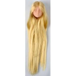 Голова девушки , натуральный тон, золотые волосы, под роспись.