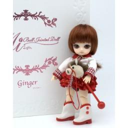 Ai Ginger.