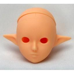 Голова Эльфа,натуральный тон