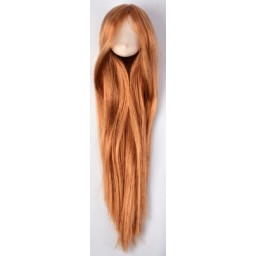 Голова аниме натурального тона , цвет волос сияющий русый