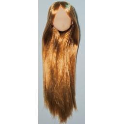 Большая аниме головка, натуральный тон, цвет волос сияющий русый