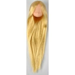 Большая аниме головка, натуральный тон, светлый блондин