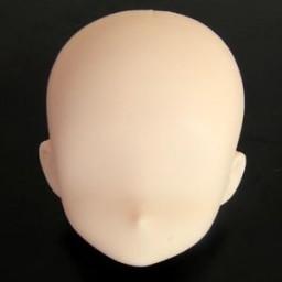 Аниме головка Обитсу большая. Белый тон.