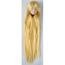 Голова девушки , белый тон, золотые волосы, под роспись.