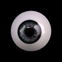Глаза серо-зеленые, полусфера 10мм