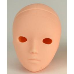 Голова Мироку, натуральный тон