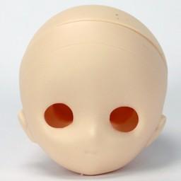 Голова Акари белого тона