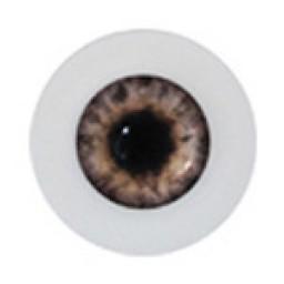 Глаза Светло-серые полусфера 8мм.