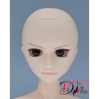 Глазки акриловые, темно-карие 8 мм