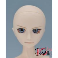 Глазки акриловые, сизые 8 мм