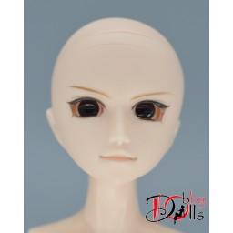 Глазки акриловые, черные 8 мм