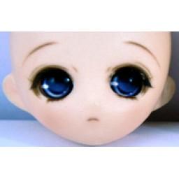 """Аниме глазки тип """"А"""" , синие 12 мм"""