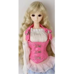 Парик волнистый, медовый блондин, 3,5 inch