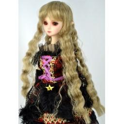 Парик волнистый, натуральный блонд, 3,5 inch