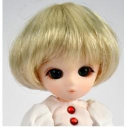 Парик объемное каре, медовый блонд, 3,5 inch
