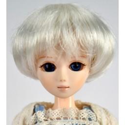 Парик объемное каре, платиновый блонд, 3,5 inch