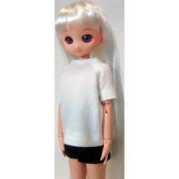 Парик с челкой длинный, платиновый блонд. 4,5 inch