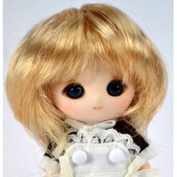 Парик объемное каре,  5 inch, светлый блондин