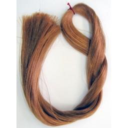 Кукольные волосы-Саран. Цвет светло-каштановый