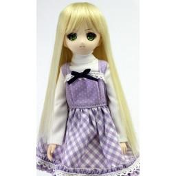 Парик средней длины, медовый блондин, термостойкий 5 inch