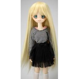 Длинный термостойкий парик 5,5 inch медовый блондин