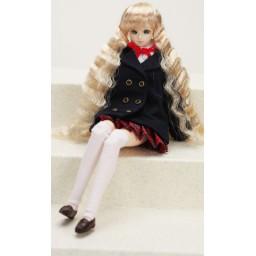 Парик волнистый 4,5 inch, светлый блондин