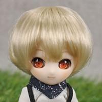 Парик короткая стрижка медовый блондин 5 inch