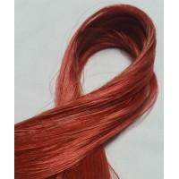 Волосы для кукол - саран, цвет 54 радостный рыжий