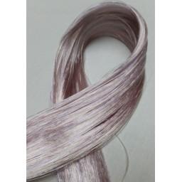 Волосы для кукол - саран, цвет 62 опаловая эссенция