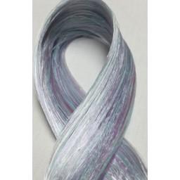 Волосы для кукол - саран, цвет 76 эльфийский свет