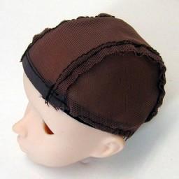 Шапочка , основа для парика, темная, 3,5 инч.