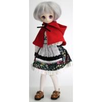 Комплект одежды Красная Шапочка для Обитсу24