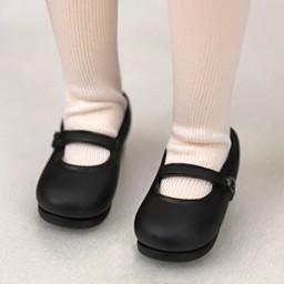 Туфельки для Обитсу 24, черные.