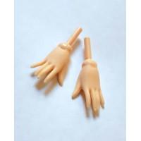 Запасные кисти рук для девушек Обитсу 27 см, натуральный тон