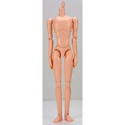 Мужское стройное тело, натуральный тон