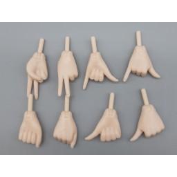 Набор жестовых ручек для девушек Синьи